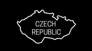 Shape of Czech Republic
