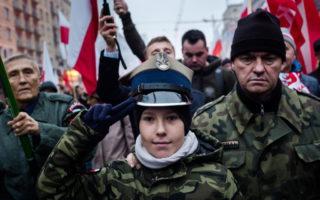 March of Independence, 2018 (phot. Wojciech Grzędziński)