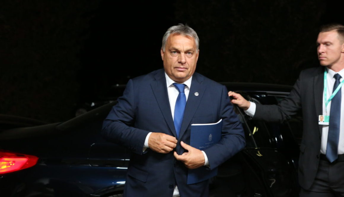 Viktor Orban; Photo: Annika Haas | EU2017EE (CC BY 2.0)
