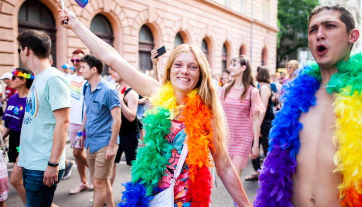 Budapest Pride March 2019. Photo:  Zoltan Galantai | Shutterstock