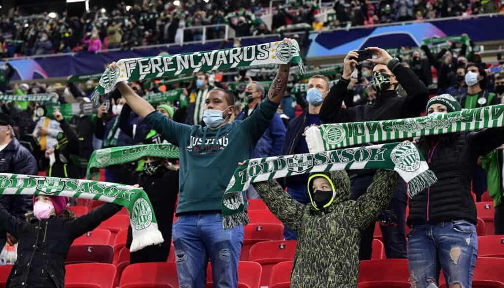 Bajnokok Ligája - Ferencvárosi TC-Juventus