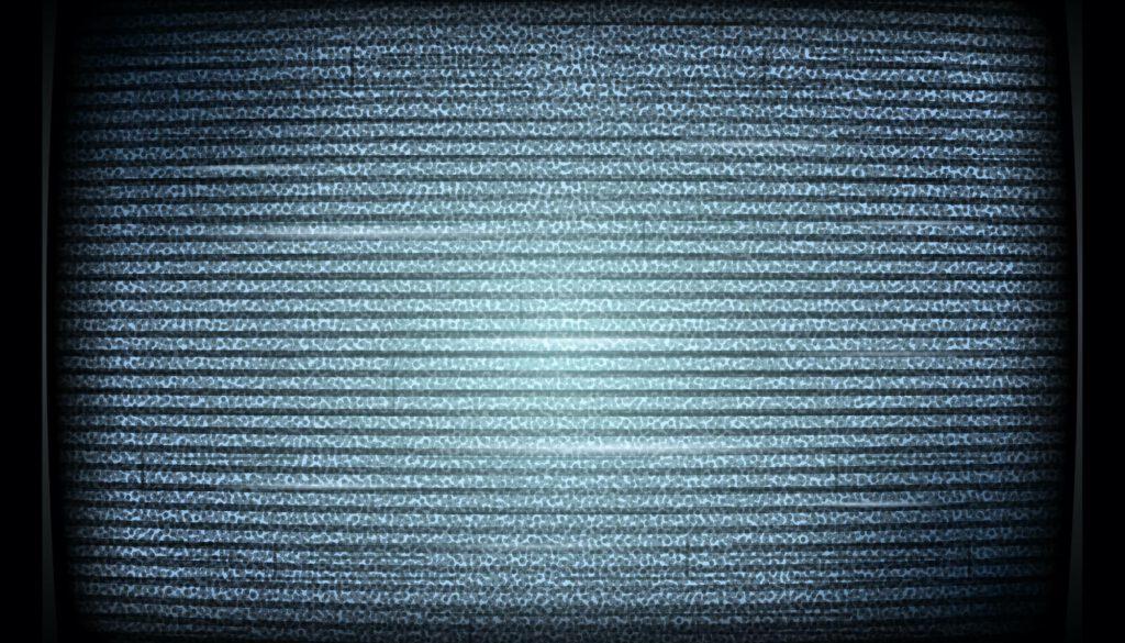 No,Tv,Signal,On,Retro,Televisor,,Interference,,Television,Noise.